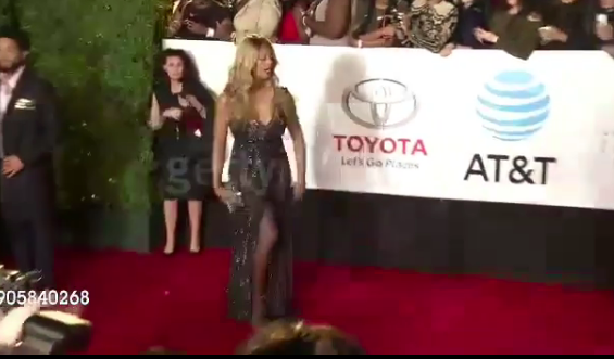 ivanbittonstylehouse  @oitnb  'Orange is the new black' super star  @lavernecox  drives all the fans crazy at the  @naacpimageawards with her amazing looks wearing our designers✨gown from Croatia made by  @matijavuica  styled by  @christinajpacelli fashion provided by  #ivanbittonstylehouse
