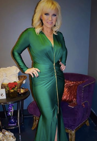 ivanbittonstylehouse The stunning  @bravotv  star from  #RHONJ  @therealmargaretjosephs  slaying a gown made by our designer  @evamejl  for the  #RHONJreunion  styled by  @juliusmichael1  #ivanbittonstylehouse  #style