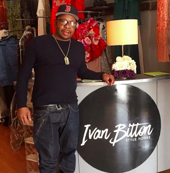 ivanbittonstylehouse The legendary Bobby Brown in the house!  @kingbobbybrown  Cant wait for Sunday to reveal what he picked!!!  #ivanbittonstylehouse