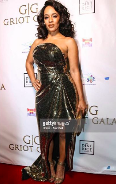 Like  Comment  Save    192 likes    ivanbittonstylehouse Glamour at the griot gala  #oscarparty  with the  @bravotv  star and  @hollywoodunlocked  radio host  @themelyssaford  looking. Gorgeous wearing our designer from Australia  @aelkemi_inc managed by  @ivannafontana  styled by  #teambitton   @stef.gallegos  fashion provided by  #ivanbittonstylehouse