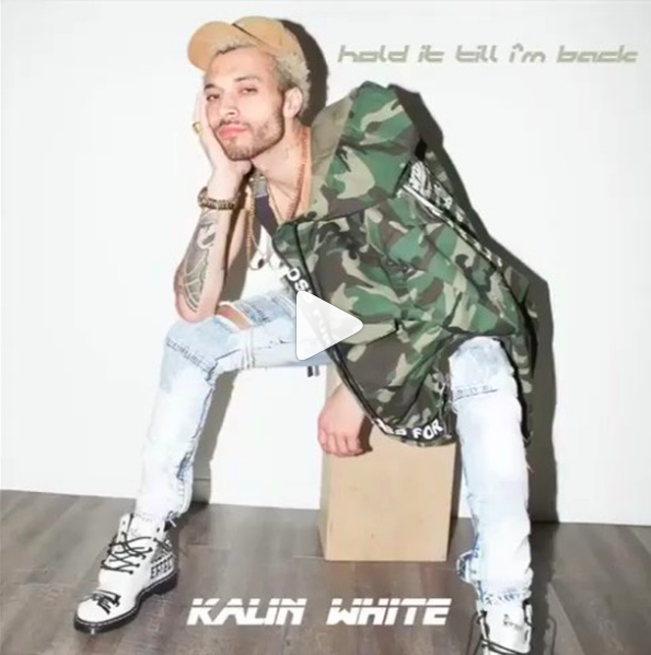 Album cover featuring singer ‭  @kalinwhite  wearing our designer  @crossforgod  styled by  @otheezycreatedit  fashion provided by  #ivanbittonstylehouse  #celebrity  #music  #fashion  #style  #singer