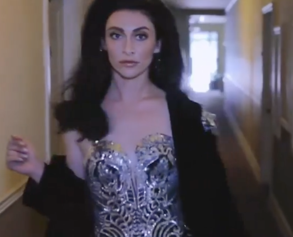 #Bts  with Singer  @qveenherby  looking amazing wearing our designers  @abyssbyabby   @aida.novosel  @jontedesigns   @jessebelleboutique  @kilame   @lorysunartistry  for our fabulous  @mariewestwoodmag  styled by  @letlastyleyou  video by  @feridhasbun  all fashion provided by  #ivanbittonstylehouse