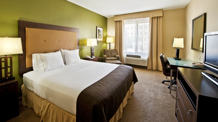 Holiday Inn Express DFW