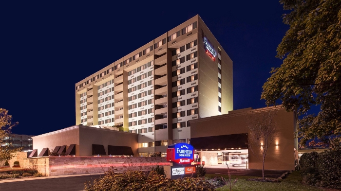 Fairfield Inn Charlotte Uptown