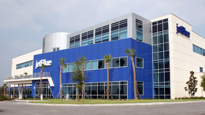 Jet Blue Training Facility