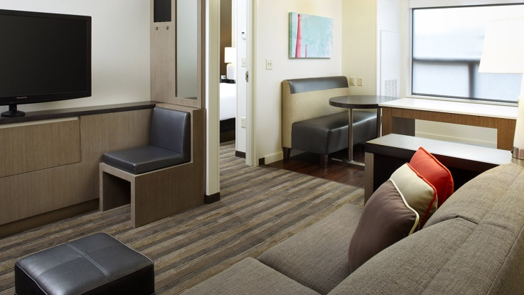 Acumen Development Partners Is Proud To Announce The Opening Of The First Hyatt  House Hotel In Downtown New Orleans. This Property Is Located At 1250 ...