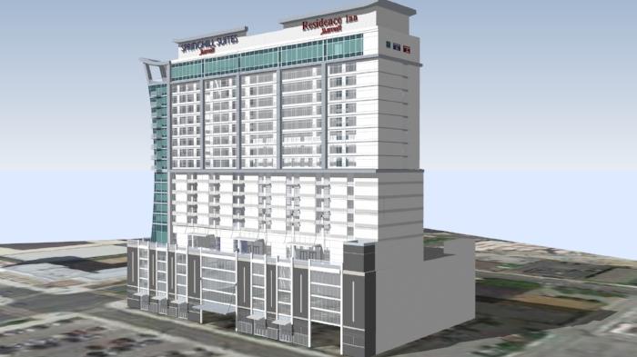 Residence Inn Nashville (Tri-Brand)