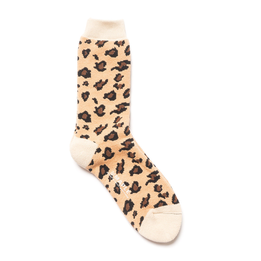 SAFARI SOCK BEIGE $50