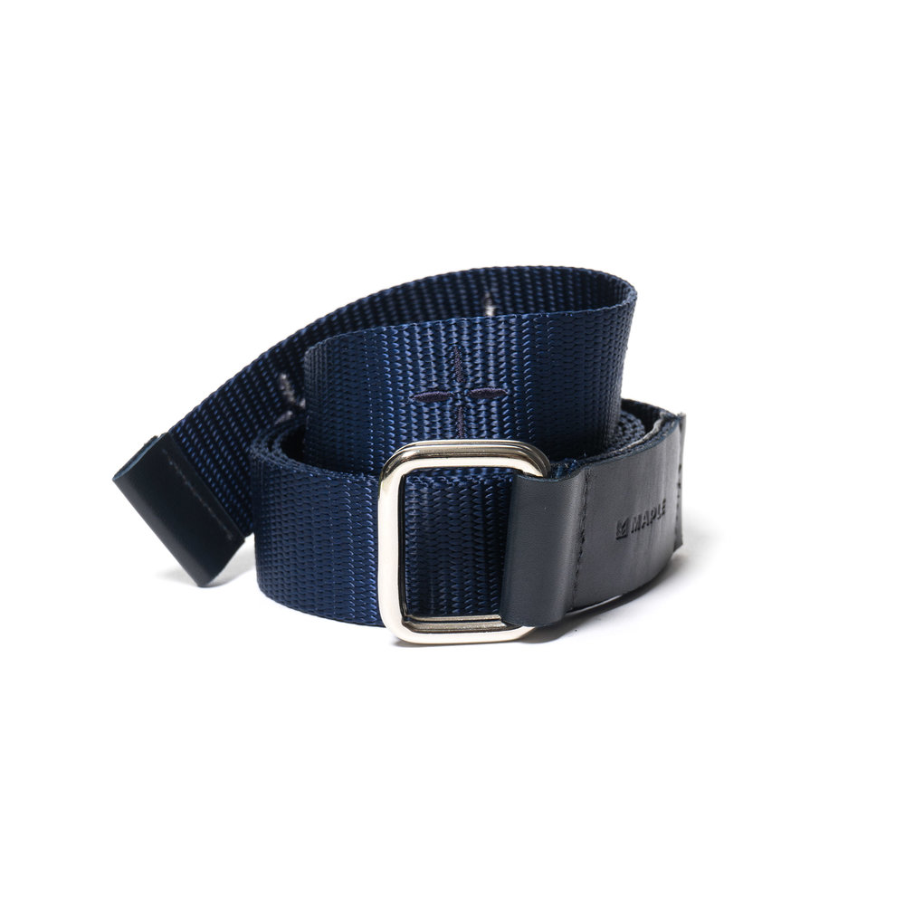 BANDANA BELT NAVY $98