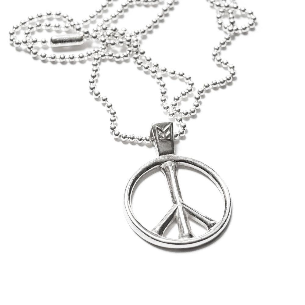 PEACE PENDANT $180