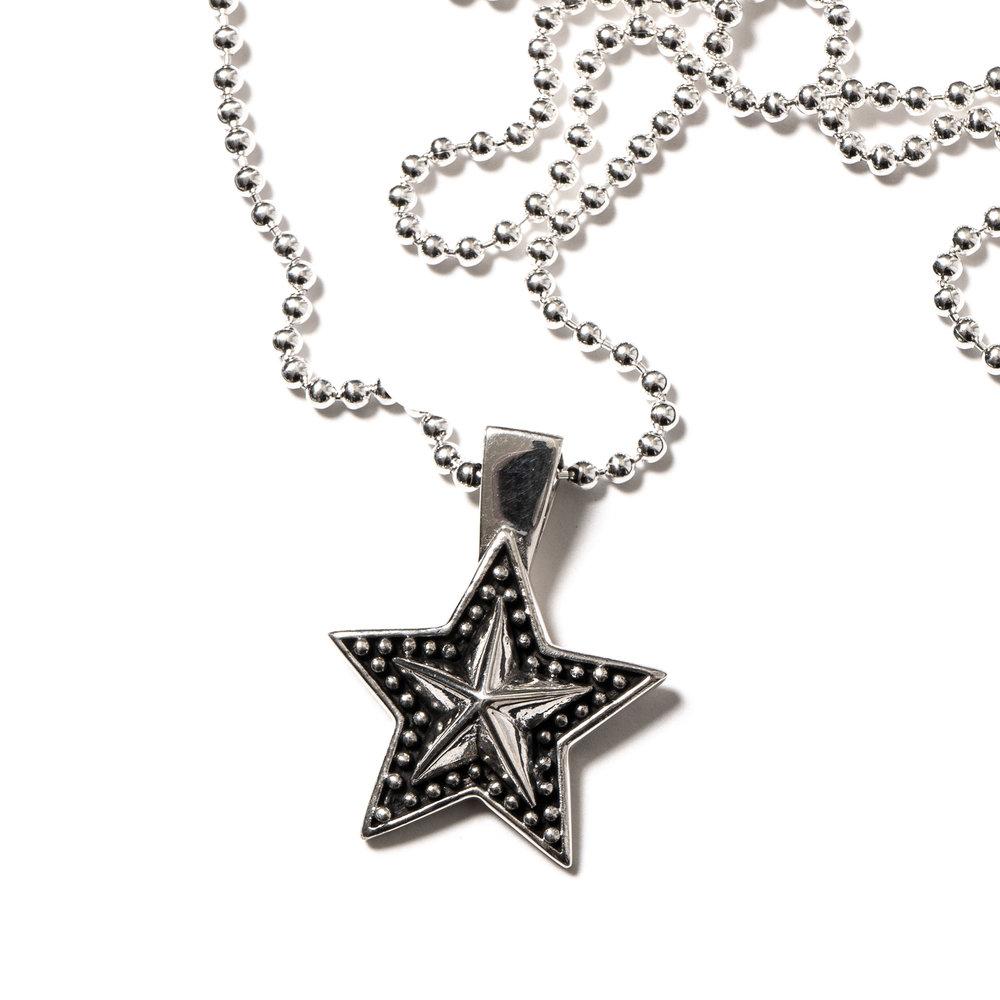 STAR PENDANT $195
