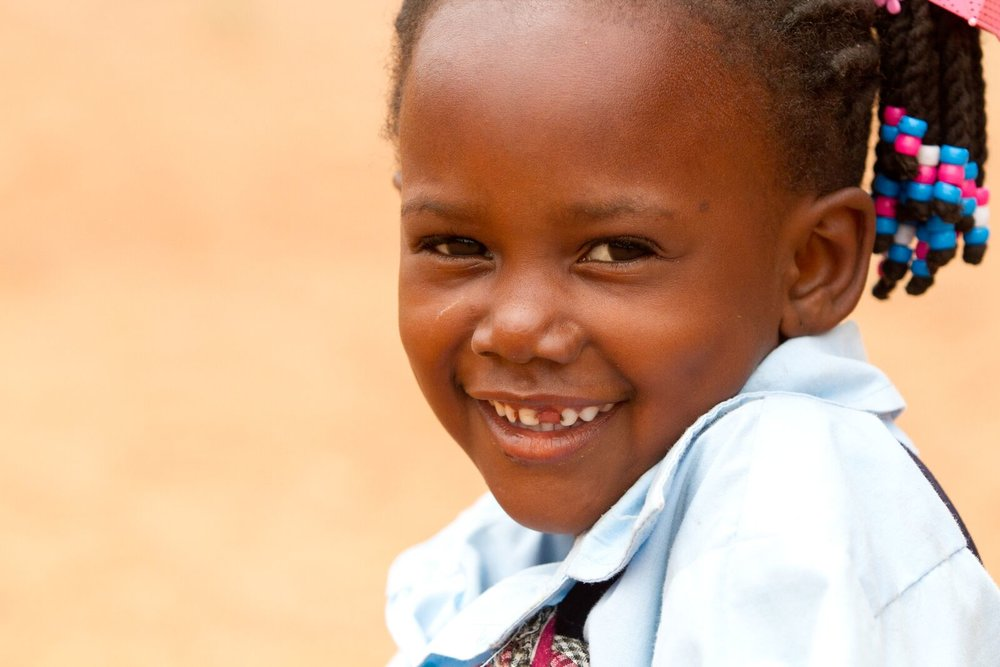 WANT TO USE THEIR VOICE TO EDUCATE<br/>CHILDREN IN UGANDA