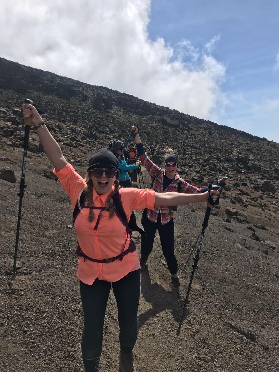 Experience the desolate beauty of Kilimanjaro's <br> unique lunar landscape.