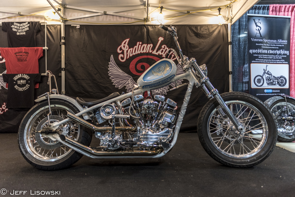 Indian Larry Legacy