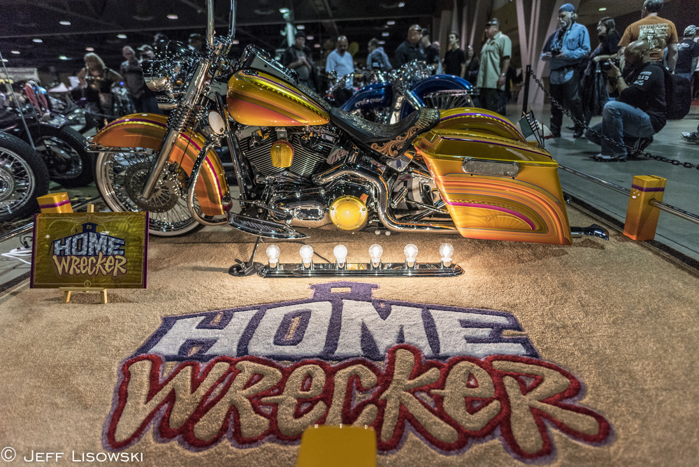 """Home Wrecker"" 2004 Fat Boy"