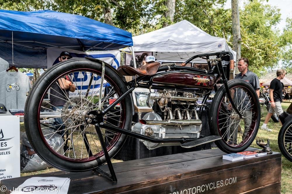 1917 Henderson four cylinder