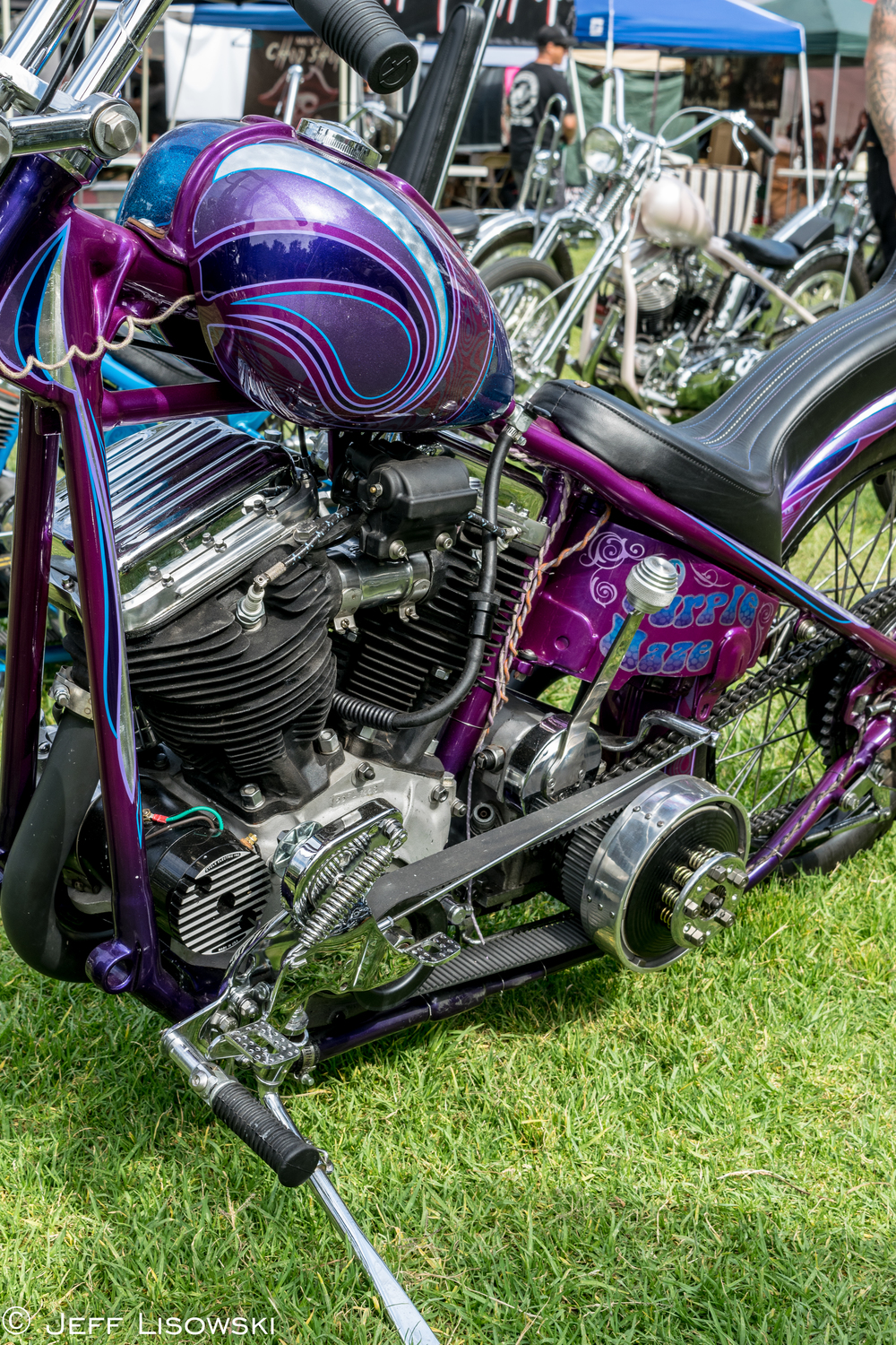 "4 Speed Mayhem ""Purple Haze"""