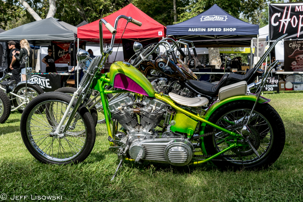Brent Rogers' Panhead