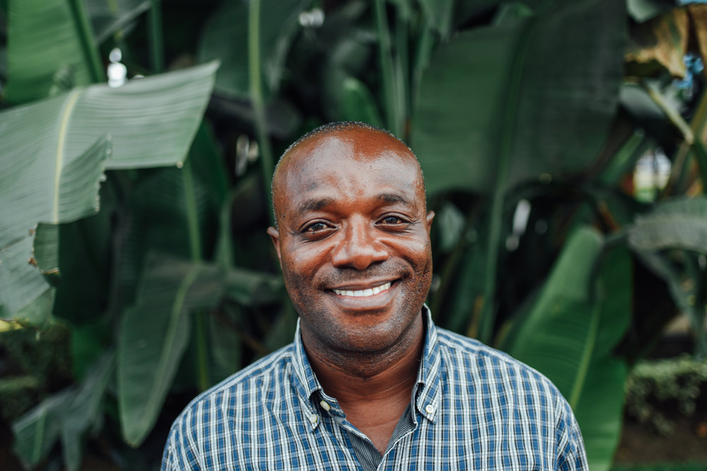 Urbain Ngobobo leads the Fossey Fund's Congo programs.