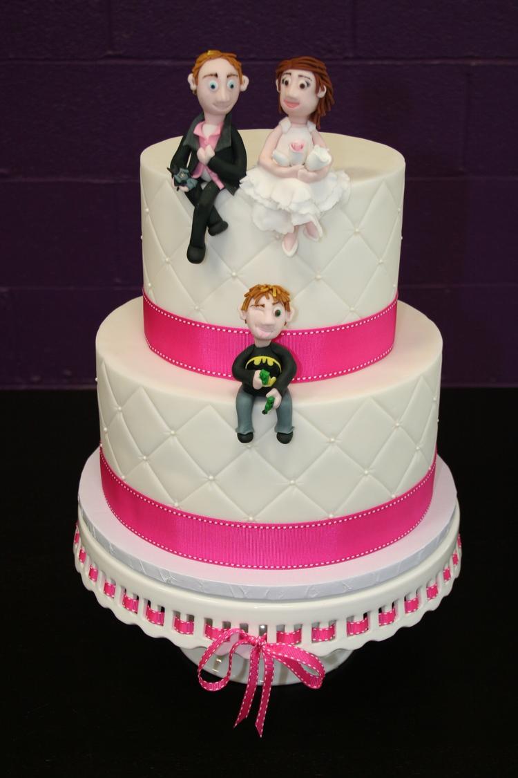 WEDDING CAKES — RACHEL\'S CAKES