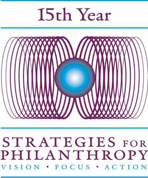Strategies for Philanthropy
