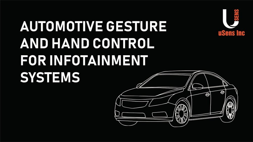 Hand Control for Infotainment System