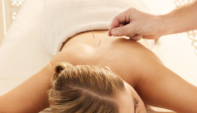 Acupuncture has a profound effect on the brain.