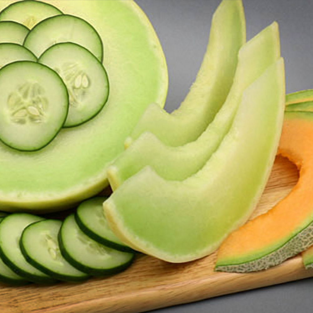 Cucumber Melon: The best cucumber and watermelon mixture you've ever smelled!