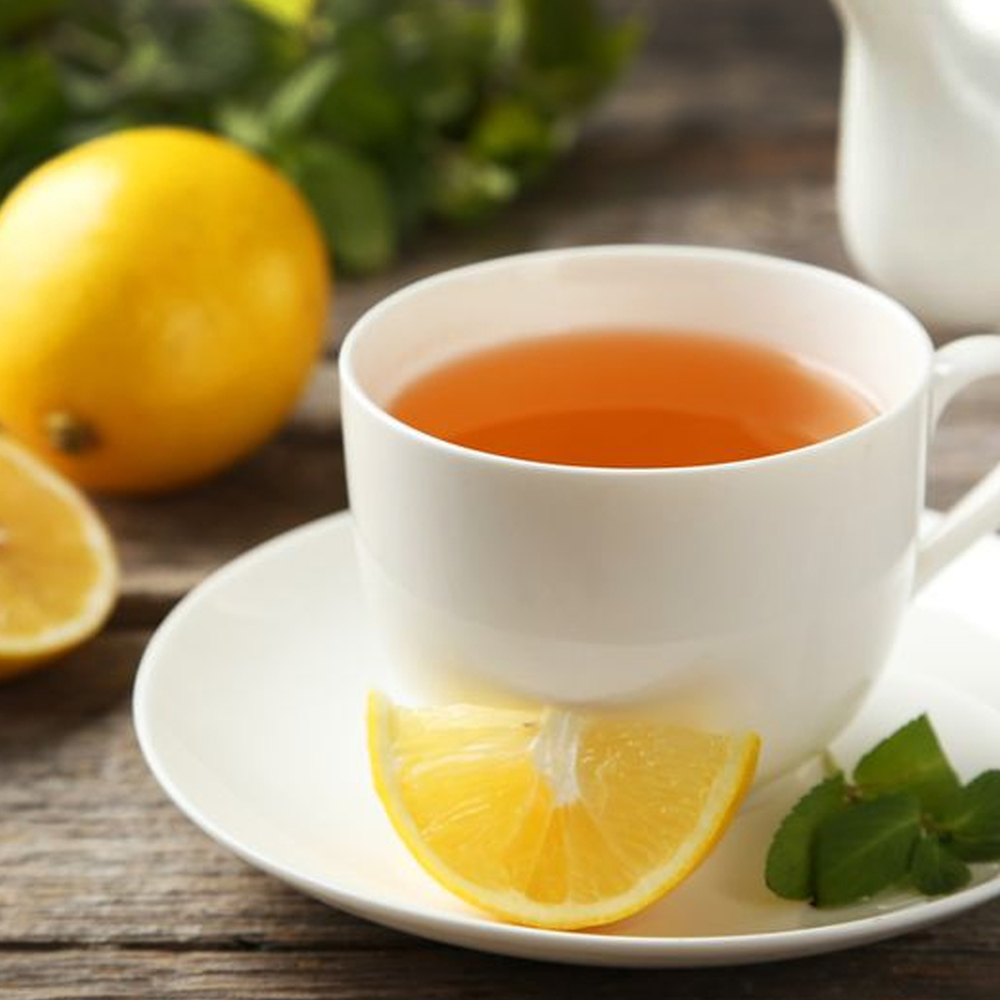 Lemon Green Tea:A fresh compound of green tea and lemon fragrances. Wonderful to use in the kitchen .