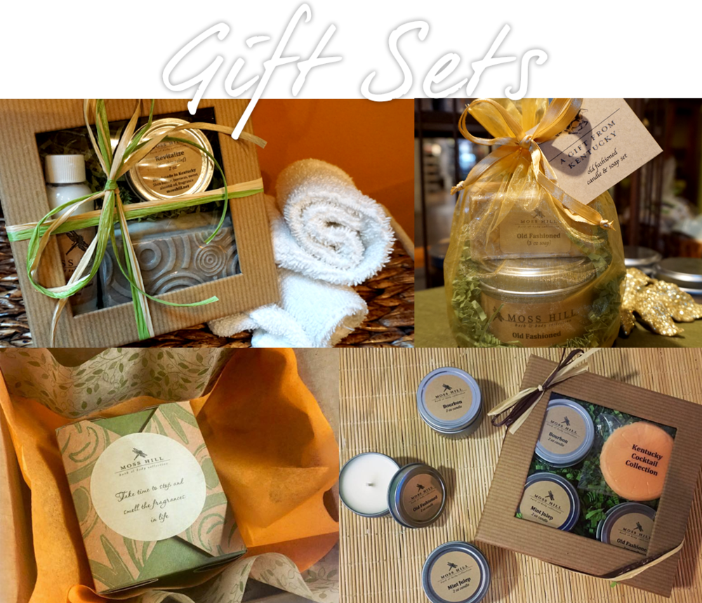 Perfect finds for any gift giving occasion or to pamper yourself too...