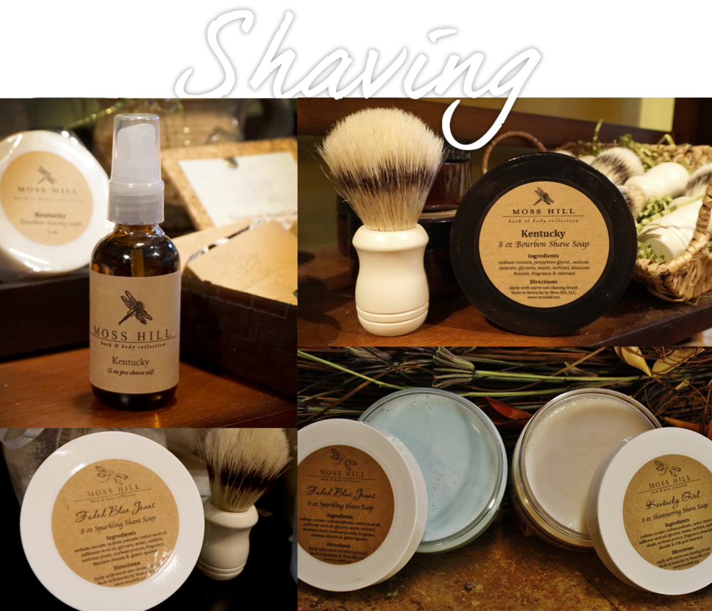 Perfect shaving products to pamper yourself while keeping your entire body silky smooth...