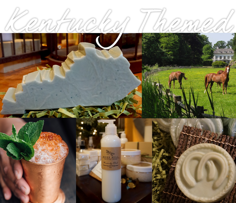 We love our Kentucky roots...these products showcase that pride!
