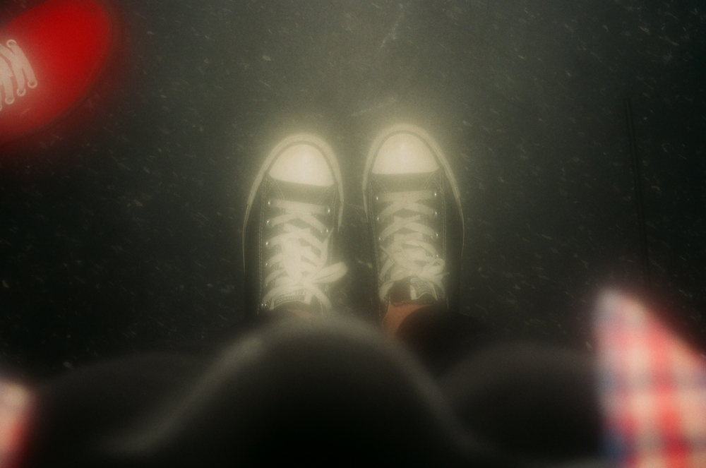 Steamy Converse