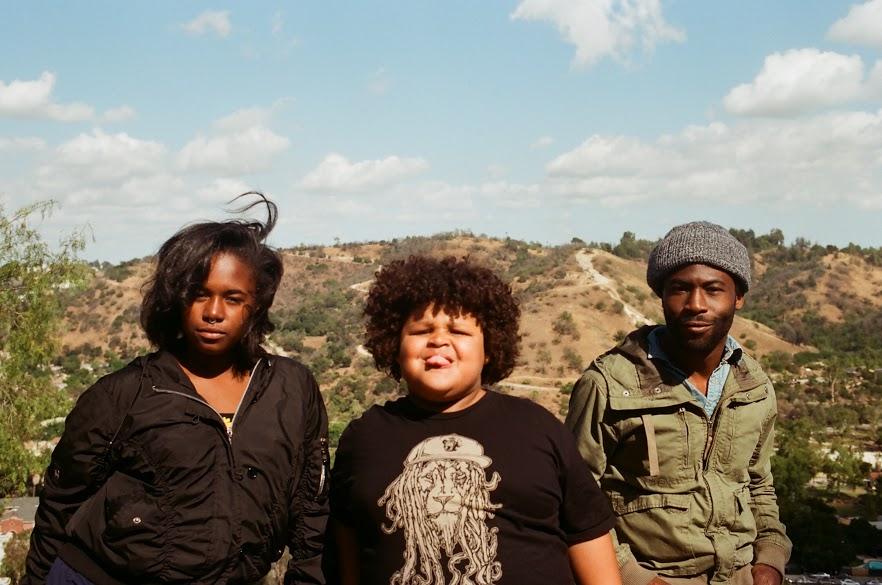 Indigo, El'Leon, and Scarub