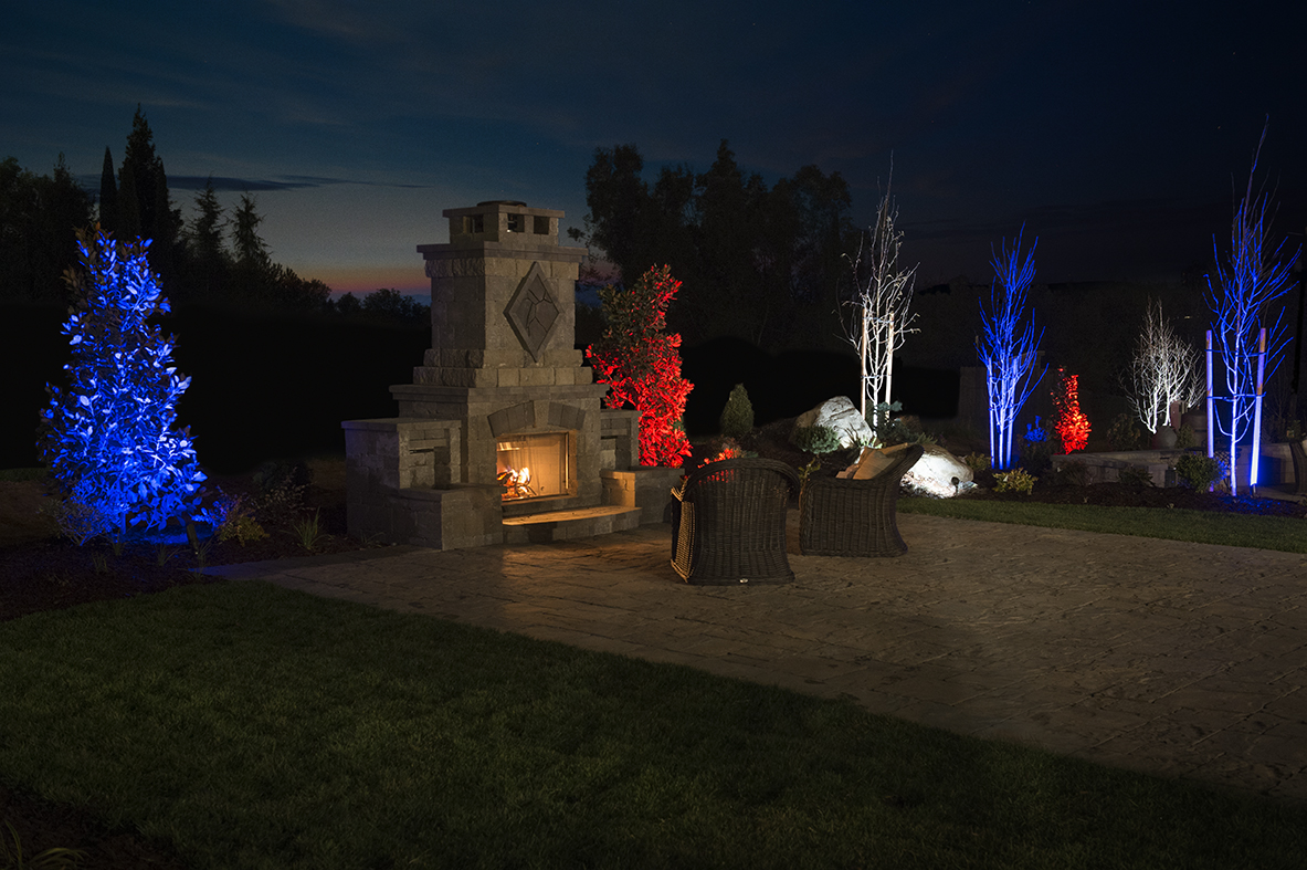 Wifi Transformers And Color Changing Products Landscape Lighting Design Omaha Ne