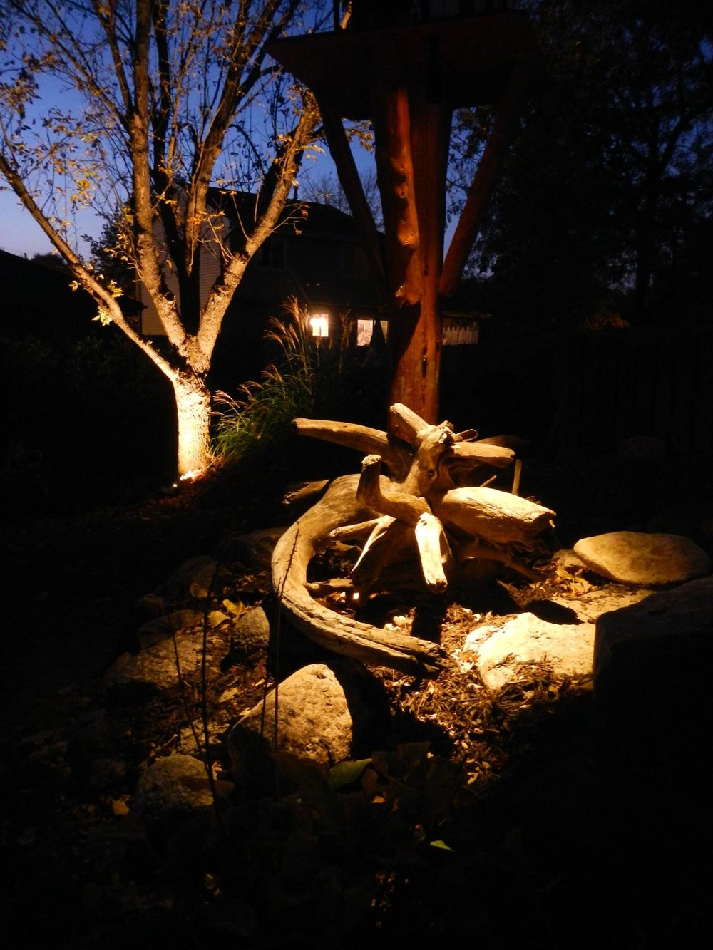 Landscape Lighting Elkhorn