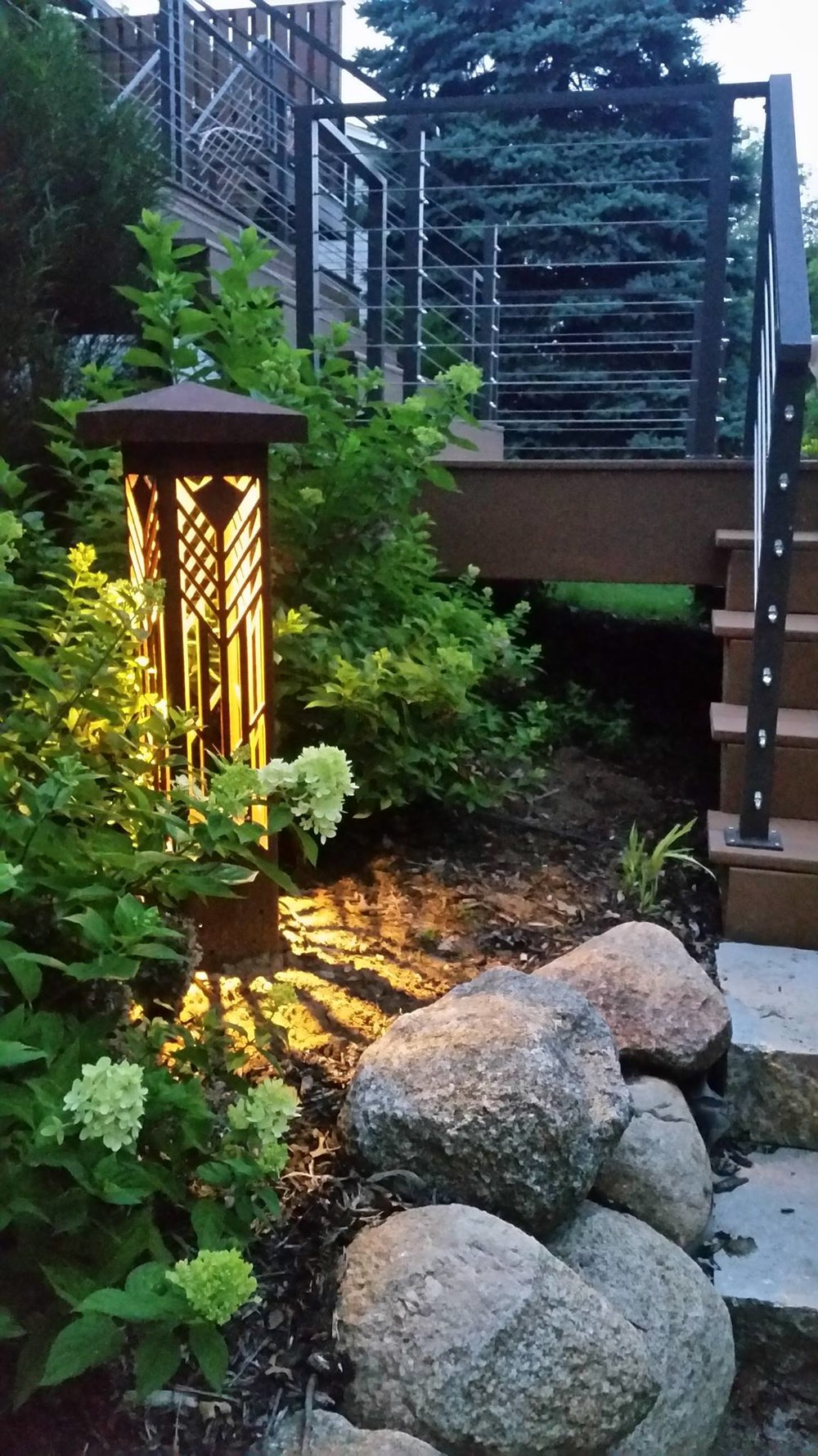 Path Lighting Bennington