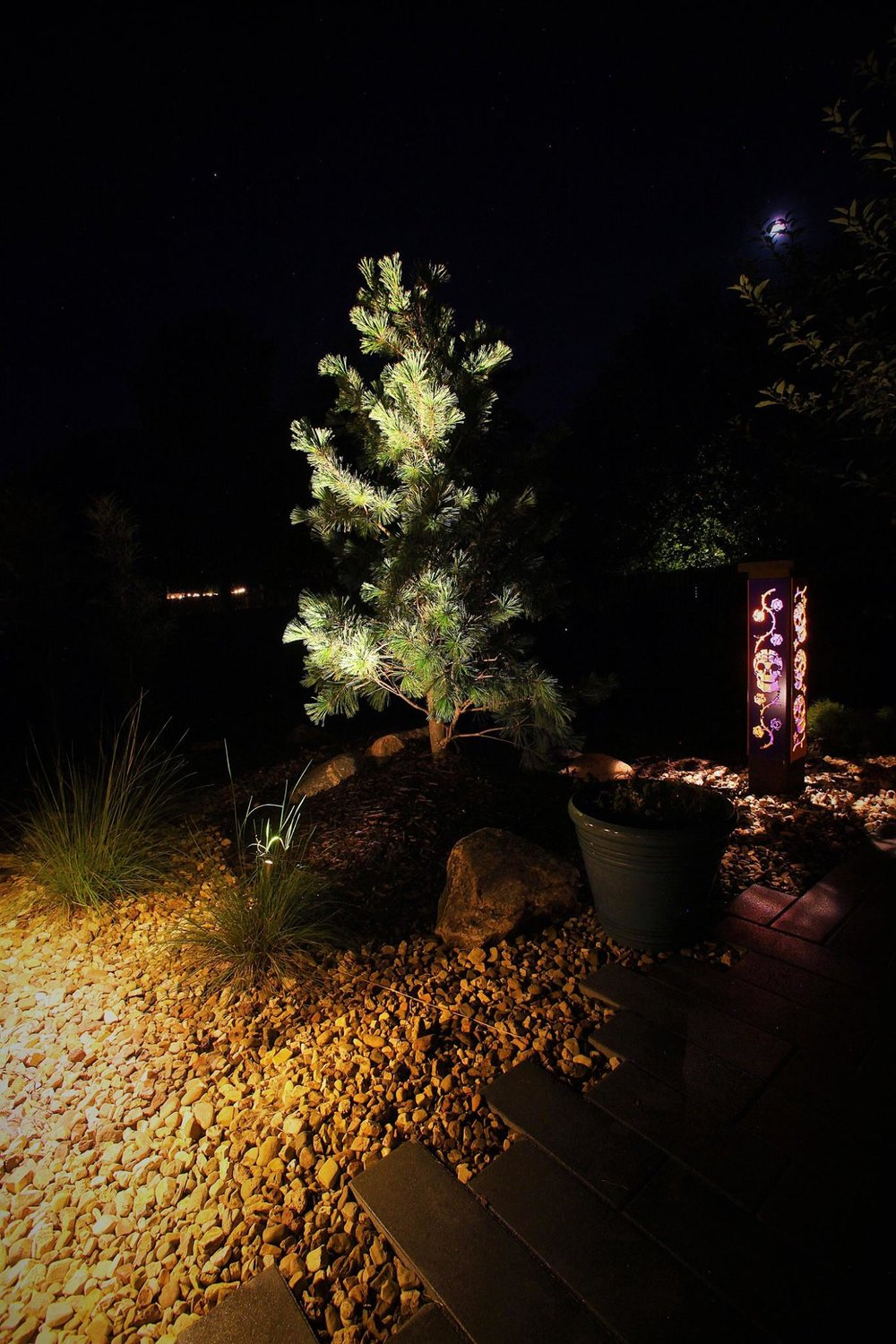 Landscape Lighting Papillion