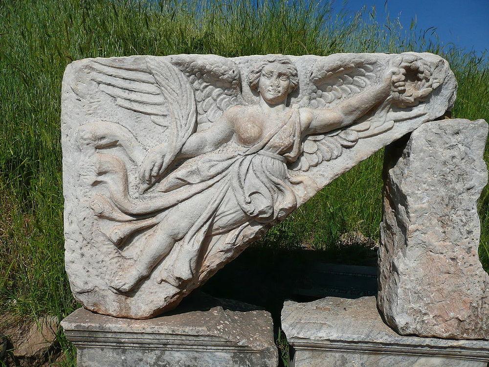 Ephesus, Turkey (Wikipedia)