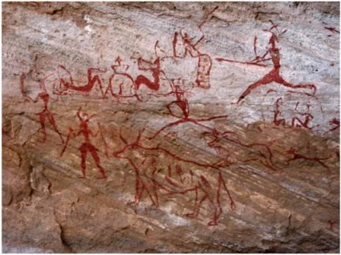 Chauvet Cave. Photo Source: Pinterest