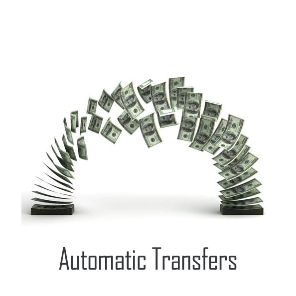 Automatic Transfers Benjamin Garden