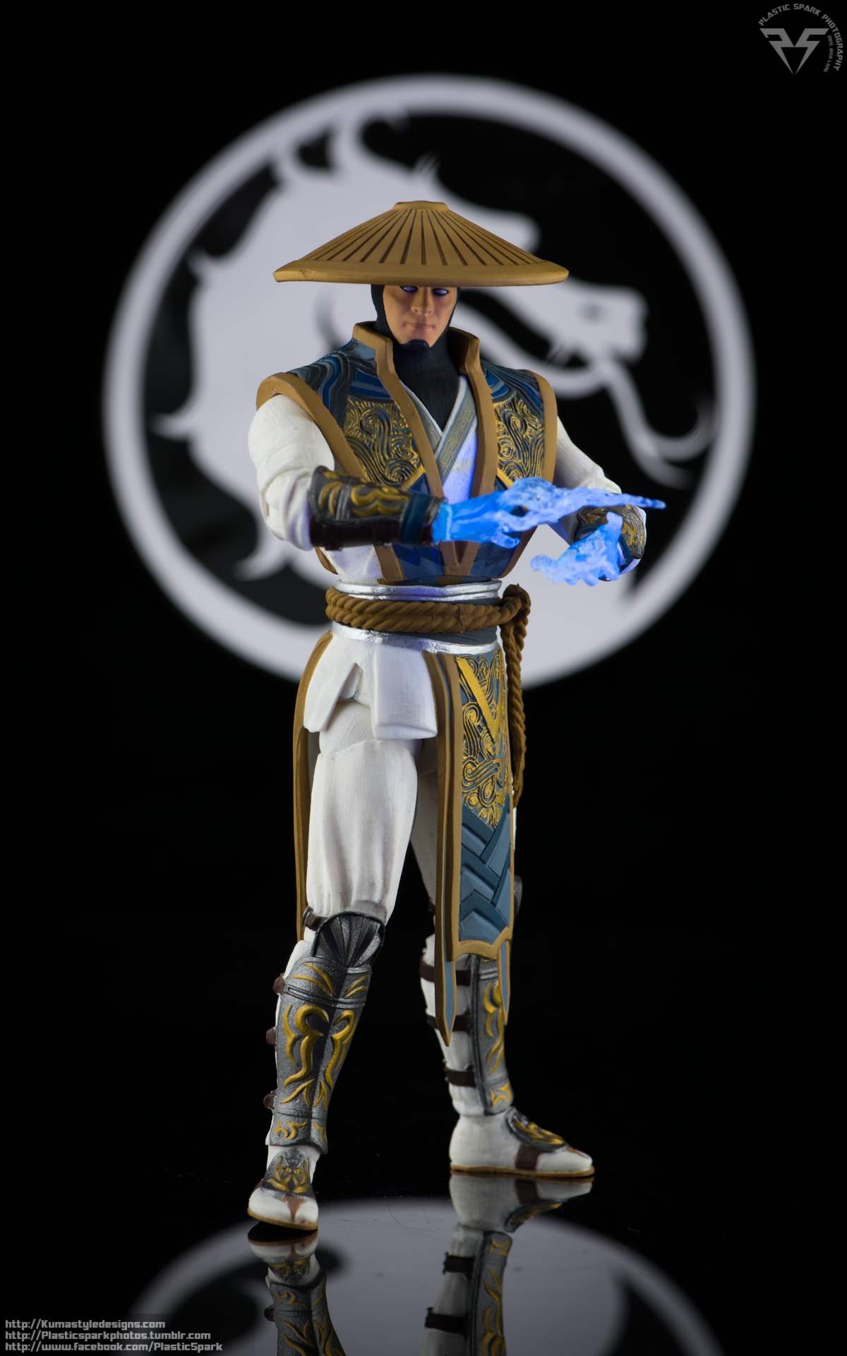 Future Raiden Mortal Kombat X