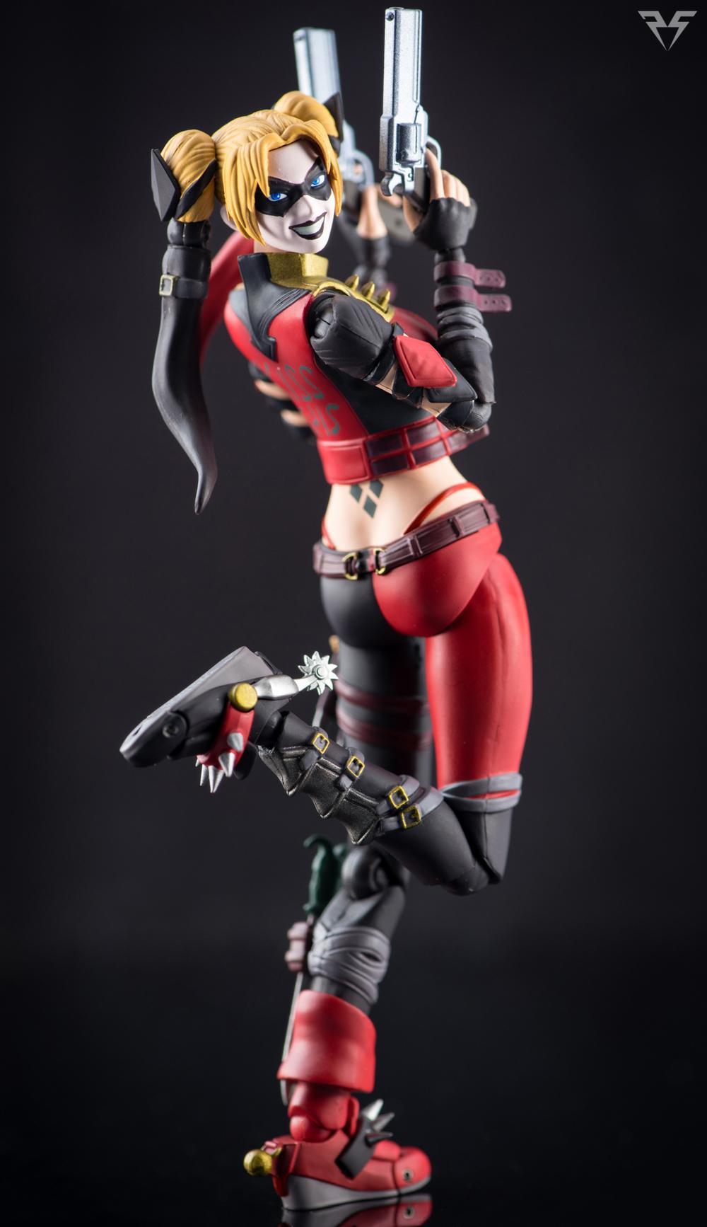 KUMA Figuarts Harley Quinn-3