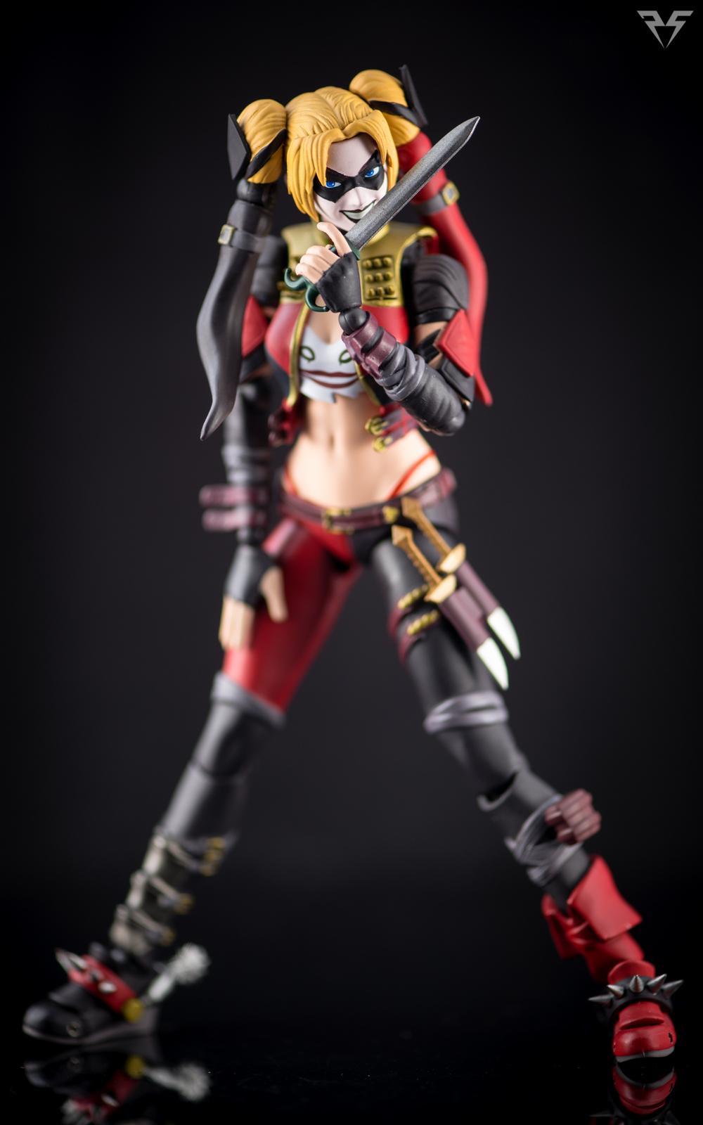 KUMA Figuarts Harley Quinn-24