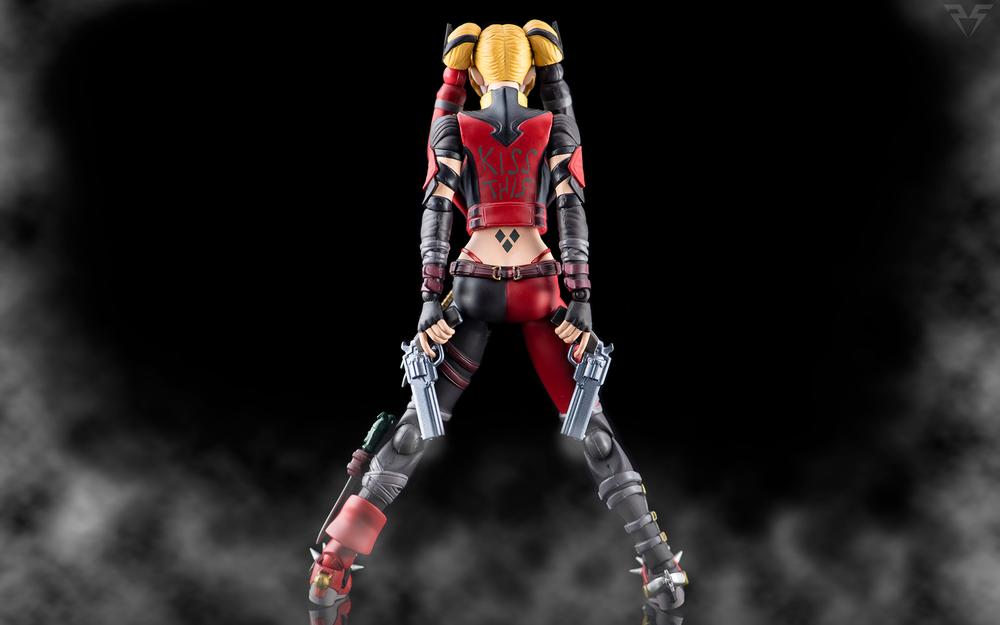 KUMA Figuarts Harley Quinn-1