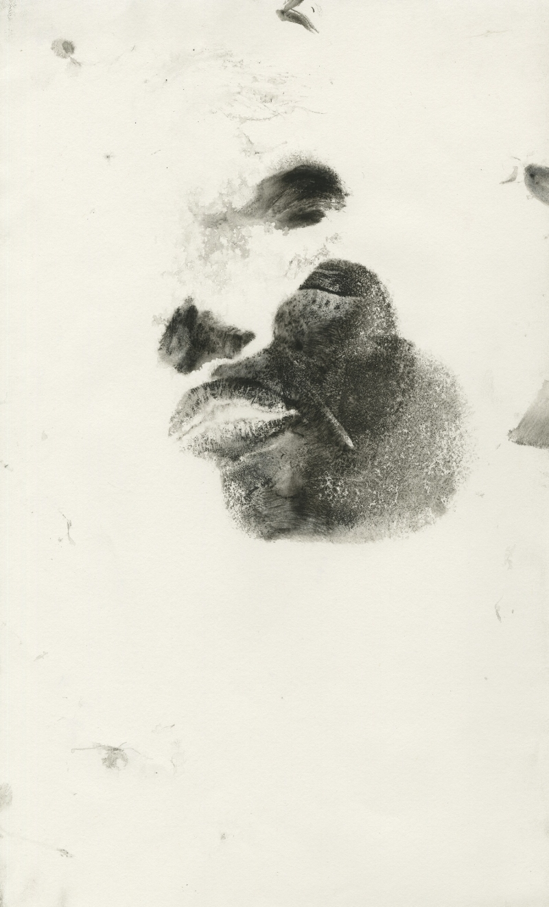Right Face from Live Body Prints!