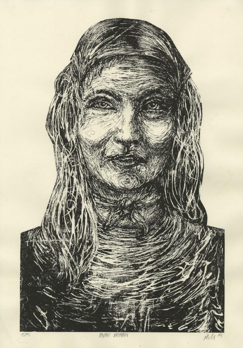 Anne Bonny from Renegade Women