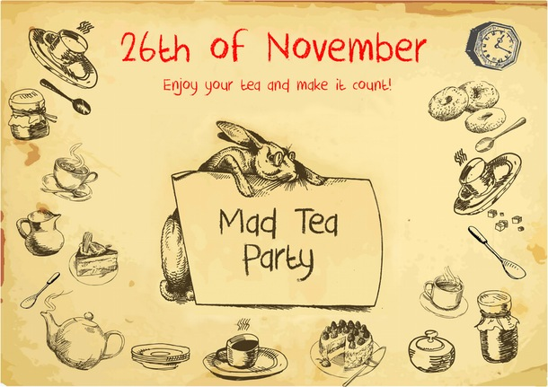 MAD TEA PARTY           $1,136                Raised