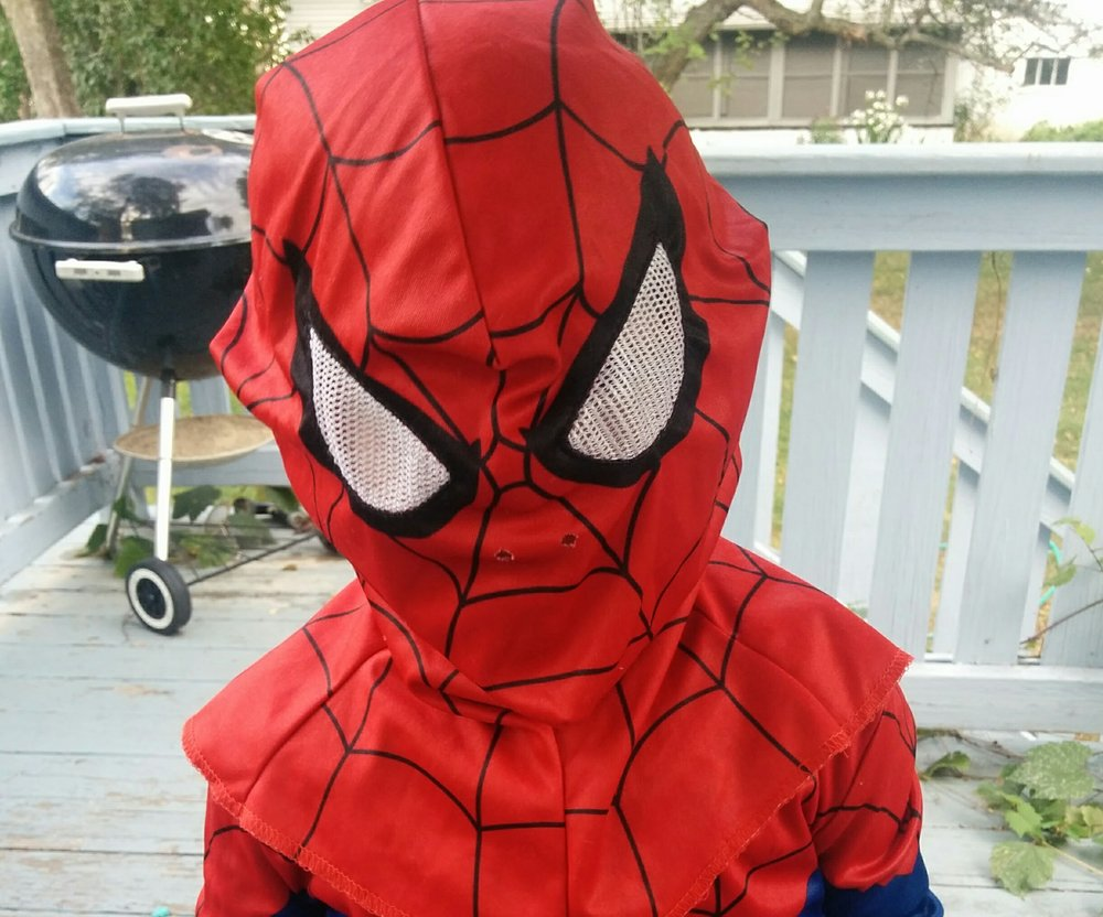 Your 6yo Spiderman                                                                                                                                    $10