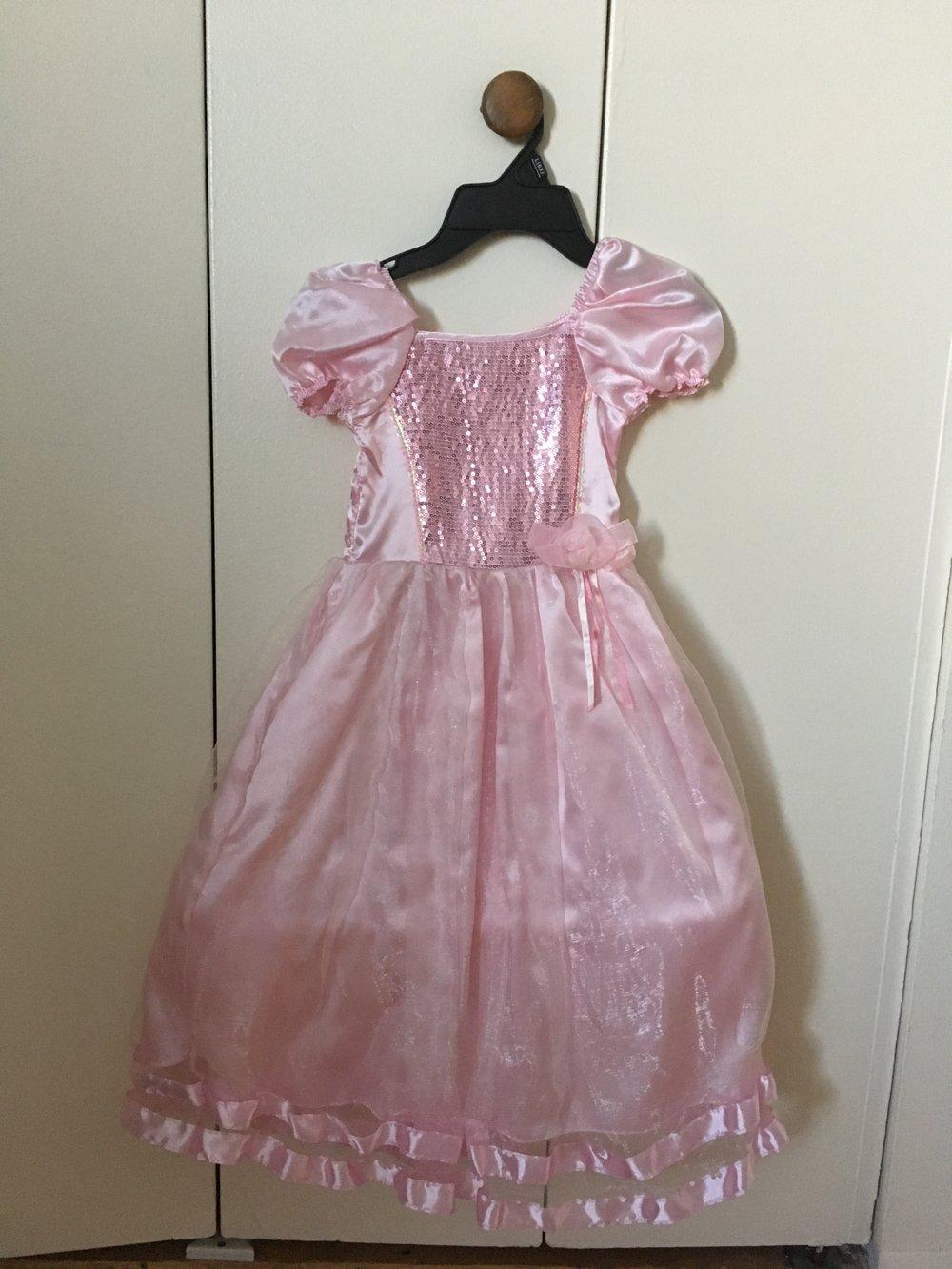 Pink Cinderella Dress $10